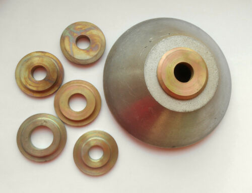 """Bench Grinder Adapter 16mm to 20mm BUSHING for diamond grinding wheel 5//8/""""x20mm"""