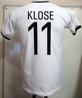 Germany Retro Klose 11 Football T-shirt Adults Size Xl Brand
