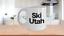 Ski-Utah-Mug-White-Coffee-Cup-Funny-Gift-Skier-Patrol-Bunny-Bum-Skys-Park-City miniature 1