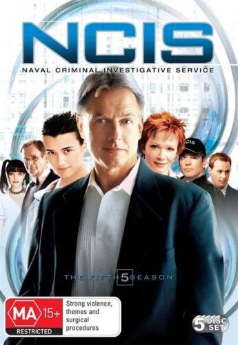1 of 1 - NCIS : Season 5 (DVD, 2009, 5-Disc Set)