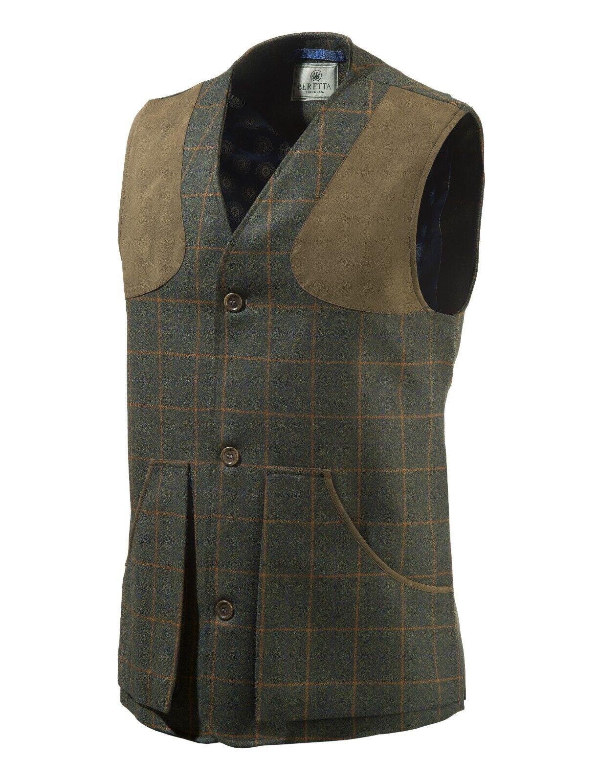 Beretta ST James Technical Tweed Shooting Vest