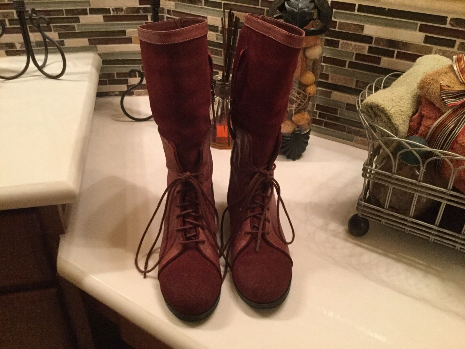 Preowned Antelope boots in very good condition Size 37