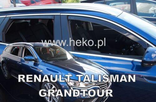 Heko 27001 derivabrisas 4 pzas Renault Talisman grandtour 4 türig año ab.2016