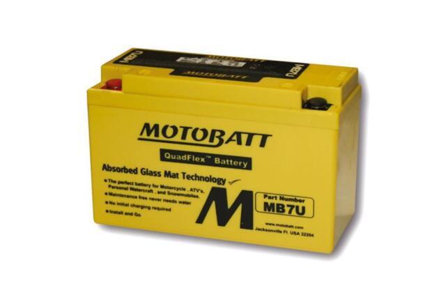 Motobatt Batería MB7U