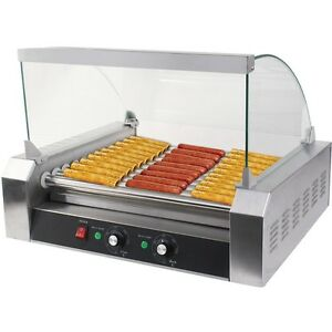The Average Hot Dog Machine