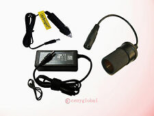 AC Adapter & Car For Meade LX200 LX200R LX200GPS LX200 ACF Telescope #547 #607