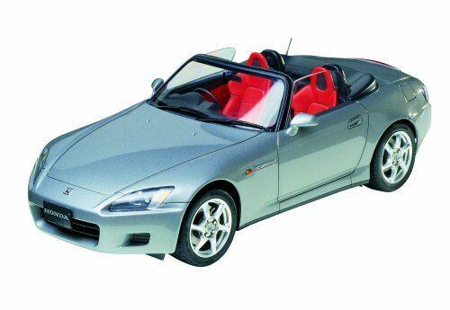 Honda S2000 Weiss Cabrio mit Hard Top 1999-2009 24245 Kit Bausatz 1//24 Tamiya Mo