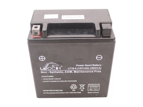 Batterie 12V 14Ah passend Husqvarna CTH173 Rasentraktor