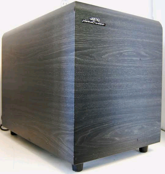 JAMO ACTIVE SUBWOOFER / HIGH END AUDIOPHILE EQUIPMENT MADE IN DENMARK