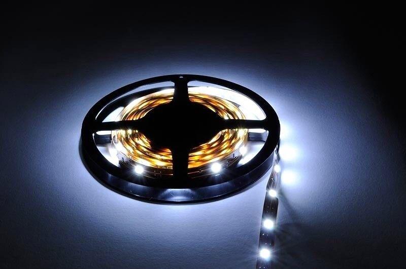 Inspilight LED LED LED Stripe - Weiss - 300 LEDs - Rolle 5m  | München  b5b34b