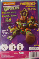 Nickelodeon Teenage Mutant Ninja Turtles Color & Play Activity Boards Tmnt