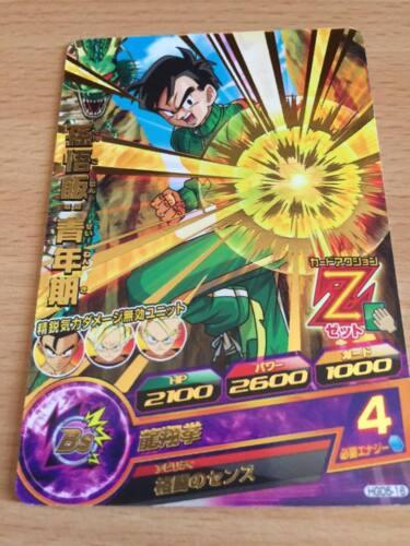 Carte Dragon Ball Z DBZ Dragon Ball Heroes God Mission Part 5 #HGD5-16 Rare 2015