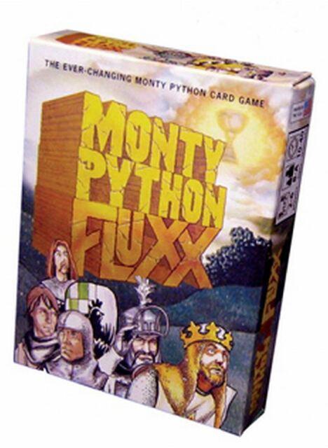 MONTY PYTHON FLUXX CARD GAME