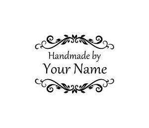 PERSONALIZED-CUSTOM-MADE-RUBBER-STAMPS-HANDLE-MOUNTED-H43-GIFT-HANDMADE-BY