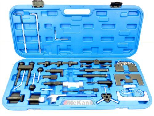 Volkswagen Outil Distribution Complet Master Kit VAG VW Audi Essence Diesel Seat