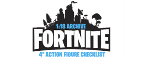 "Jazwares Fortnite 4"" Loose Action Figures & Accessories - CHOOSE"