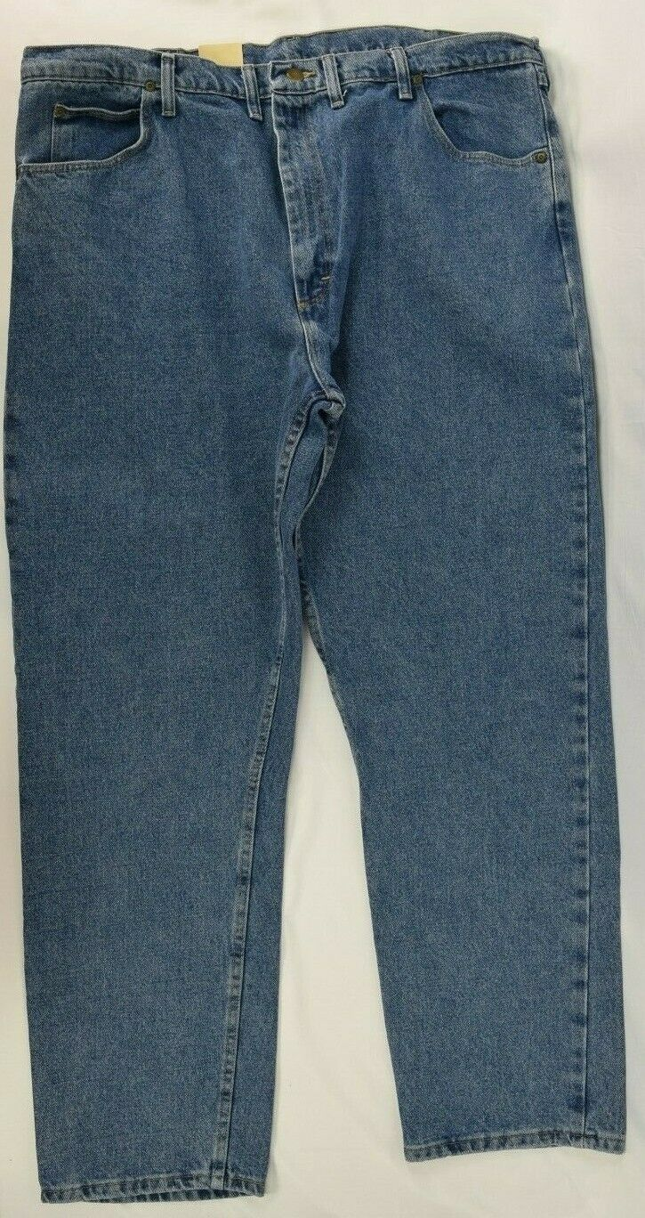 Austin Clothing Co Classic Fit Mens Size 44x32 New With Tags bluee Denim Jeans