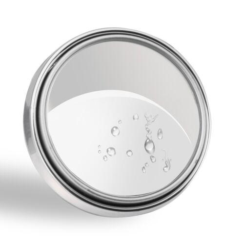 Automotive 2 Piece Round Mirror Blind Spot Mirror Kit 360 Degree adjustable Safe
