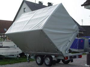 pkw anh nger 2 7t kippanh nger kipper 3 seiten plane. Black Bedroom Furniture Sets. Home Design Ideas