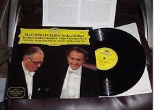 BEETHOVEN PIANO CONCERTO #4 MAURIZIO POLLINI / KARL BOHM DG 2530 791 Grand Prix