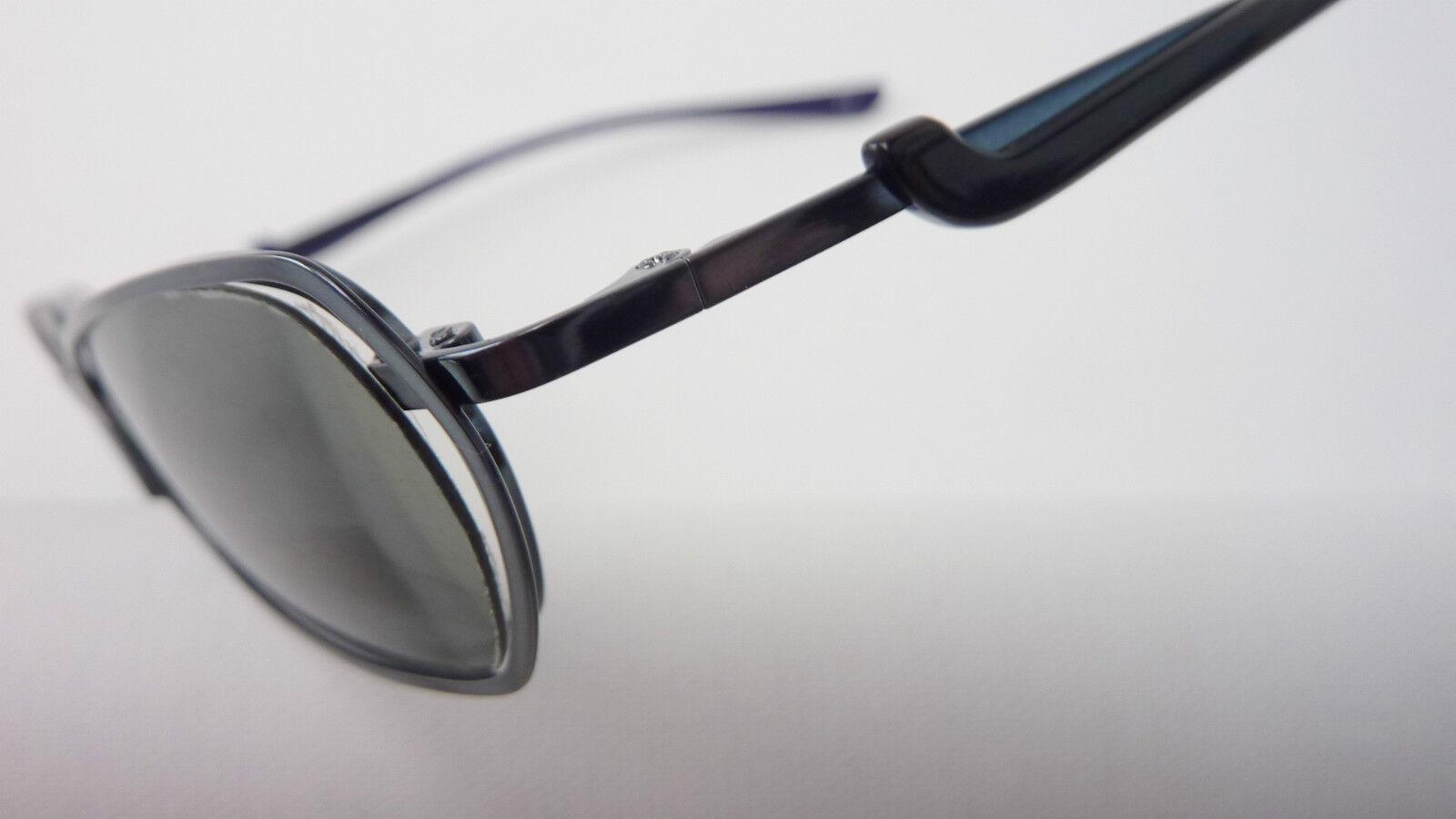 I-clip Brille mit Magnetsonnenclip Sonnenbrille Metallfassung unisex Größe Größe Größe M  | Günstige Preise  | Neue Sorten werden eingeführt  | Leicht zu reinigende Oberfläche  591685