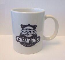 San Antonio Spurs 2014 NBA Champions 11oz Ceramic Coffee Mug Drinking Glass Cup