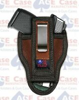 Beretta M9 Leather Concealed Iwb Holster 100% Made In U.s.a.