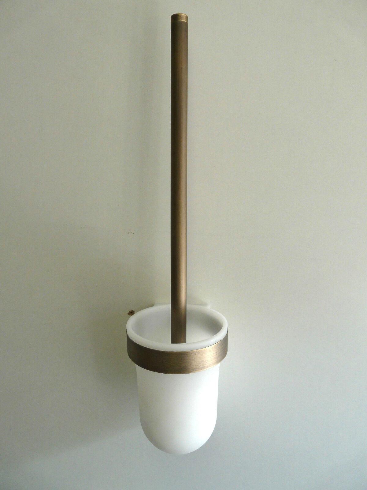 Porte-Balai Keuco City2 Bronze, Ensemble Brosse pour Wc, de Toilette,