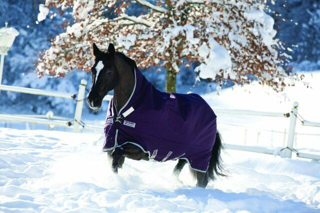 Horseware Rambo Wug Girable Lite Claro 0g Von 1,25cm-1,60cm Manta Ganadero