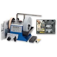 Tormek T4 T-4 Water Cooled Sharpening System & TNT-708 Woodturners Accessory Kit