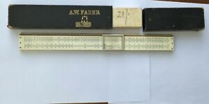 Faber-Castell 361 dated December 1930 with case. Case marked 360
