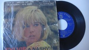 Sylvie-Vartan-034-Si-je-chante-034-Ep-original-France-1964