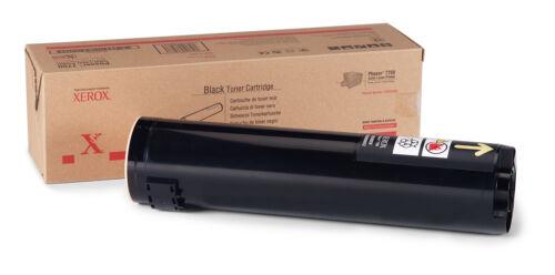 NEW GENUINE SEALED XEROX 106R00652 TONER CARTRIDGE PHASER 7750 BLACK