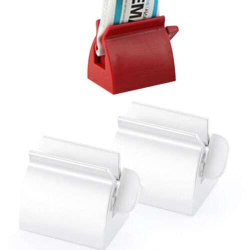 Rolling Tube Toothpaste Squeezer Toothpaste Easy Dispenser Seat Holder Stan NF∨