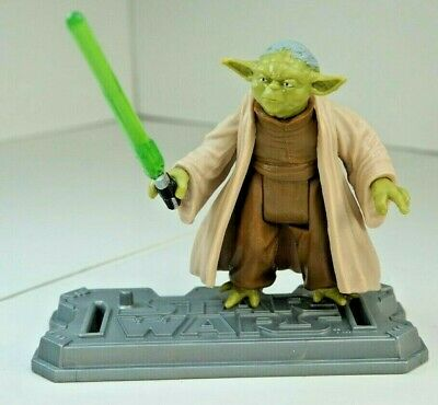 Lot 8 Lightsaber Fit Star Wars 3.75/'/' Yoda Trooper Action Figure Toys the clone