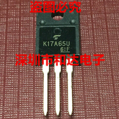 10 x K5A65D TK5A65D Switching Regulator Applications TO-220F 650V 5A