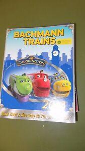 Fougueux Catalogue Bachmann Trains Et Williams Année 2013 DernièRe Mode