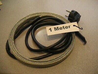 4m Heizkabel selbstregulierend max Leistung 17W//m