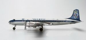 Aeroclassics-ACSXDAD-Olympic-Airways-DC-6-SX-DAD-Diecast-1-400-Model-Airplane