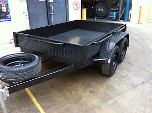 Brand-new-Tandem-Box-Trailer-dual-axle-8X5-H-DUTY-2T-ATM-10x6-also-available
