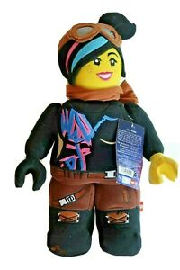 The-LEGO-Movie-2-Plush-LUCY-WildStyle-WyldStyle-12-Stuffed-Doll-Toy-NWT