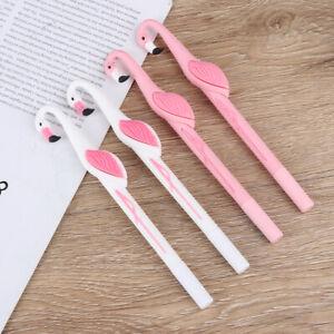 Flamingo-Gel-Pen-CuteSwan-Pen-Office-School-Supplies-Creative-Gift-Gel-Pens-DS