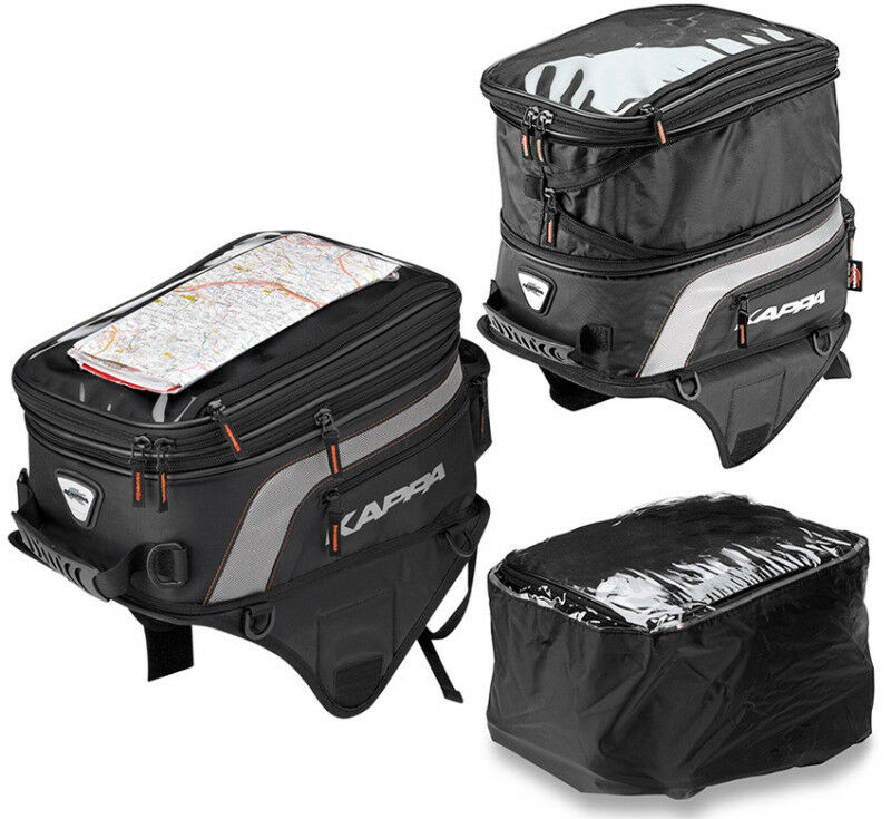bd27f39e5d KAPPA 14-24l Expandable Tank Bag – Magnet & Strap | Tableview ...