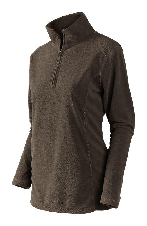 NEW  Seeland Fleece Sweater Adele - Faun Brown