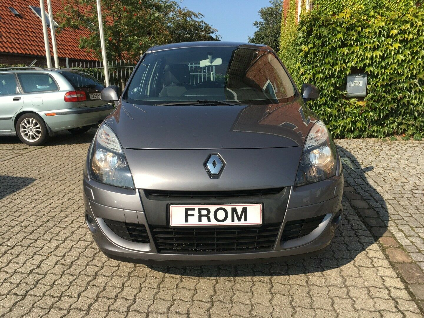 Renault Scenic III 1,6 16V Expression 5d