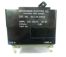 4 AMPS// 30 VDC// 110 VAC// 60 HERTZ NEW OLD STOCK PSM KLIXON CIRCUIT BREAKER