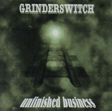 "Grinderswitch:  ""Unfinished Business""   (CD)"