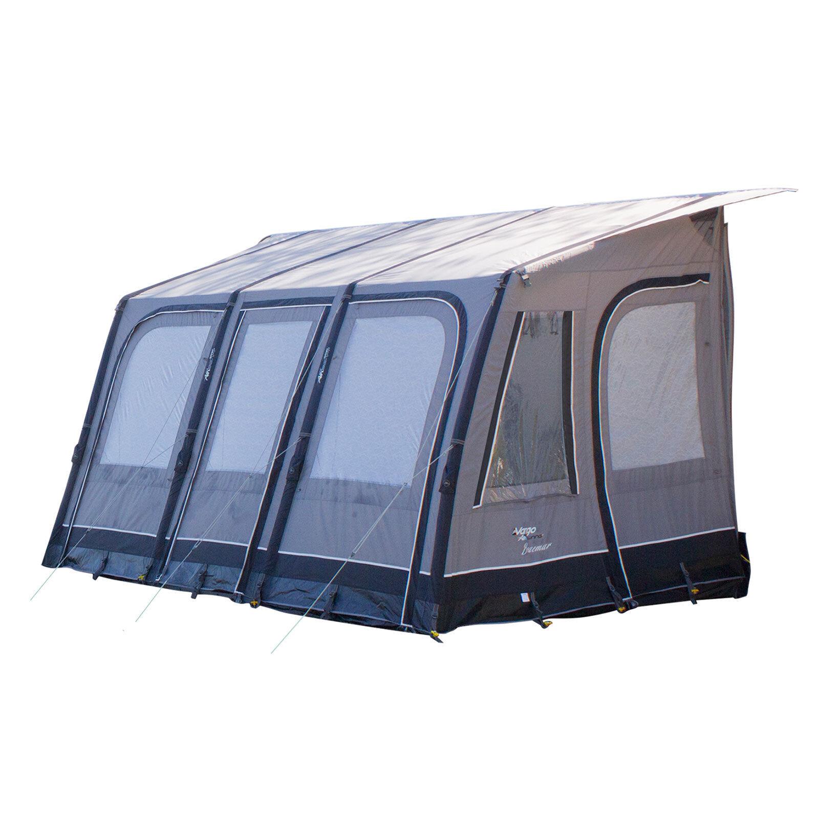 VANGO VANGO VANGO Braemar 400 Wohnwagen Vorzelt Caravan Anbau Zelt Camping Outdoor Vordach 53e519