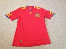 Spain Home World Cup 2010 Home Shirt Adult Medium (W)