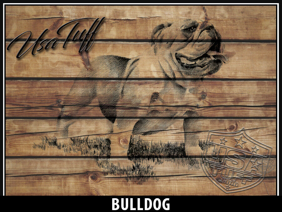 USATuff Custom Cooler Decal Wrap Wrap Decal fits YETI Tundra 75qt L+I Bulldog WD c8af58